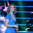 """Exclu - Lorie à l'enregsitrement de l'émission """"Samedi, on chante Jean-Jacques Goldman"""" pour TF1, à Paris le 17 décembre 2012."""