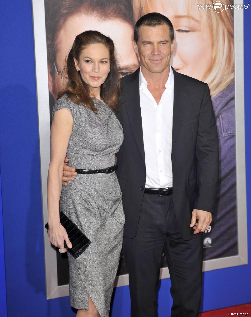 Josh Brolin couple