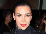 Kim Kardashian : Enceinte et très en beauté face à une pluie de top models