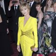 L'actrice Jane Fonda, 75 ans, à la 85e cérémonie des Oscars à Hollywood le 24 février 2013.