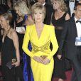 Jane Fonda en Versace à la 85e cérémonie des Oscars à Hollywood le 24 février 2013.