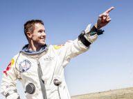 Felix Baumgartner : Le casse-cou autrichien veut sauter de l'Arc de Triomphe !