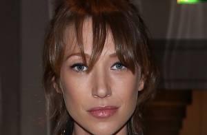 Fashion Week : Laura Smet, ravissante spectatrice du défilé Barbara Bui
