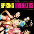 Affiche officielle du film Spring Breakers.