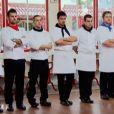 Quentin Bourdy dans la saison 4 de Top Chef, diffusée depuis le 4 février 2013 sur M6.