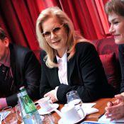 """Sylvie Vartan : """"Avec Johnny Hallyday, on a vécu une très belle histoire"""""""