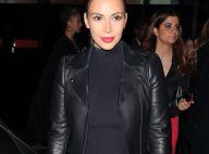 Kim Kardashian enceinte : Violents maux de ventre, la star panique en plein vol