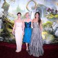 Rachel Weisz, Michelle Williams and Mila Kunis à la première du Monde Fantastique d'Oz à Londres, le 28 février 2013.