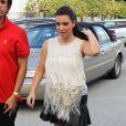 Kim Kardashian très lookée en décembre 2012 à Miami
