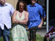 Britney Spears : Inséparable du beau David, a-t-elle enfin retrouvé l'amour ?