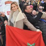 Adriana Karembeu, marraine sexy au départ du Rallye des Gazelles