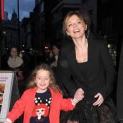 Geri Halliwell: Maman attentionnée et heureuse avant une soirée avec Emma Bunton