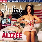 Alizée, Justin Bieber, Megan Fox, Rihanna... Ces stars adeptes des tatouages