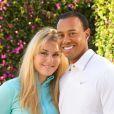 Lindsey Vonn et Tiger Woods ont officialisé leur relation le 18 mars 2013