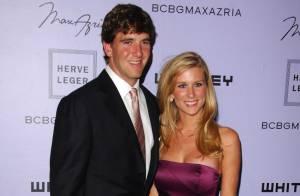 Eli Manning : Abby, la femme du génial QB des Giants, enceinte de leur 2e enfant