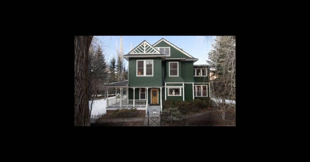 Jack nicholson sa maison d 39 aspen vendue il ne regardera for Maison d acteur