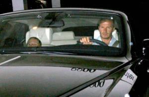 PHOTOS : David Beckham : une sortie entre hommes...
