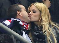 Arnaud Lagardère et Jade Foret : Amoureux comme des ados devant France-Espagne