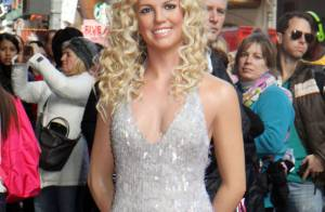 Britney Spears : Clonage raté, son énième double de cire est peu flatteur