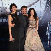 Tom Cruise: Avec les superbes Olga Kurylenko et Andrea Riseborough pour Oblivion