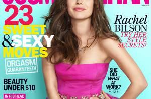 Rachel Bilson, sexy pour Cosmopolitan : 'Je suis vraiment une bonne petite amie'