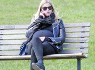 Lara Stone très enceinte : Moment en solo pour le top bientôt maman