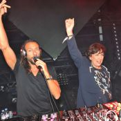 Roselyne Bachelot : Survoltée pour le Paris by Night de Bob Sinclar