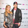 Paris Hilton et son petit ami River Viiperi à la soirée Hollywood Rocks de Star Magazine, le 4 avril 2013.