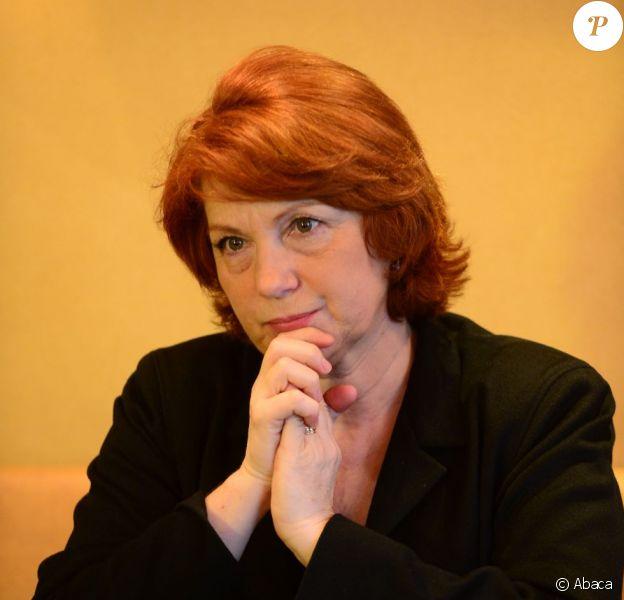 Véronique Genest en mars 2013 à Paris