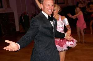Ian Ziering : Danse endiablée à Vienne sans sa femme enceinte