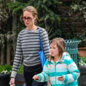 Christy Turlington : Détendue avec sa fille Grace, sublime pour California Style