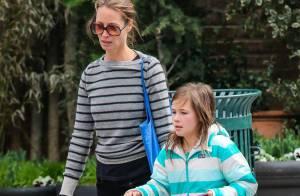 Christy Turlington : Détendue avec sa fille Grace, sublime pour California Style