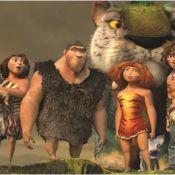 Kev Adams et ses amis préhistoriques Les Croods font de l'ombre à Tom Cruise