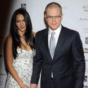 Matt Damon : Amoureux, il renouvelle ses voeux de mariage avec Luciana