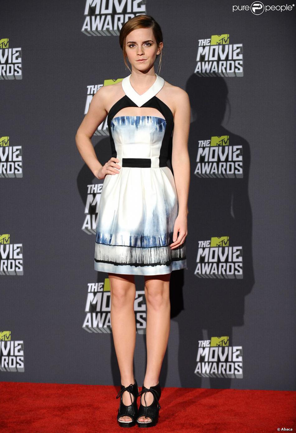 MTV Movie Awards : Emma Watson et Kylie Minogue, sublimes ...