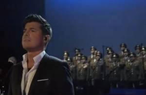 Vincent Niclo : Triomphe sur scène et un clip pour ''Caruso''
