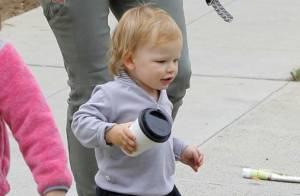 Jennifer Garner: Les premiers pas de Samuel sous les yeux de Violet et Seraphina