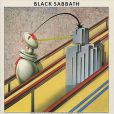 Technical Ecstay  de Black Sabbath (1976), une pochette signée Storm Thorgerson, grand collaborateur de Pink Floyd et ami de David Gilmour décédé en avril 2013