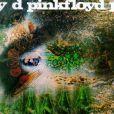 A Saucerful of Secrets  de Pink Floyd (1968), une pochette signée Storm Thorgerson, grand collaborateur de Pink Floyd et ami de David Gilmour décédé en avril 2013