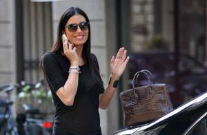 Elisabetta Gregoraci et Flavio Briatore : Sortie shopping excitante en amoureux