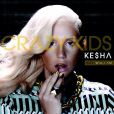 Kesha a dévoilé la couverture de son nouveau single intitulé Crazy Kids en duo avec Will.i.am.