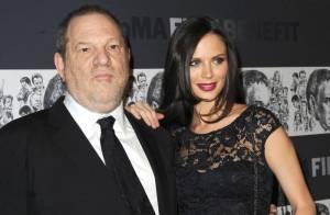 Harvey Weinstein : Son bébé s'appelle Dashiell, en hommage à sa belle Georgina