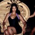 Beyoncé Knowles en version brune dans la publicité pour le géant suédois H&M