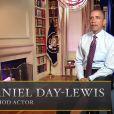 Barack Obama dans un petit court métrage très spécial présenté à l'occasion du dîner des correspondants de presse accrédités à la Maison Blanche le 27 avril 2013 à Washington