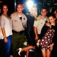 Anniversaire de Jessica Alba, photographie parue sur Instagram de Kelly Sawyer, son amie