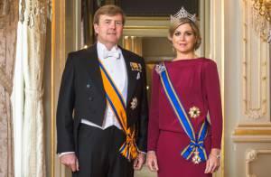 Willem-Alexander et Maxima, roi et reine des Pays-Bas : 1ers portraits officiels