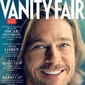 Brad Pitt pour Vanity Fair : 20 ans de looks et de couvertures historiques