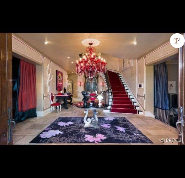 Christina Aguilera a vendu sa maison de Beverly Hills pour 11,5 millions de dollars.
