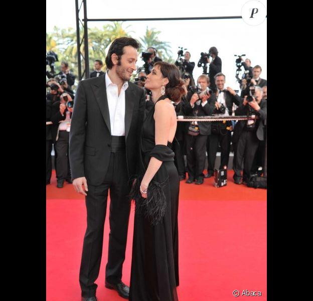 Emmanuelle Beart et Michaël Cohen