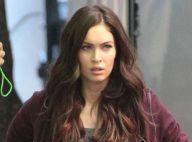 Megan Fox : La bombe devenue rousse s'amuse dans le métro avec les Tortues Ninja